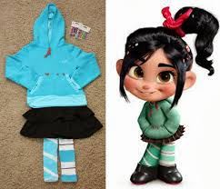 vanellope schweetz costume vanellope schweetz wreck it ralph costume the