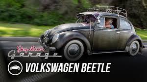 first volkswagen ever made 1955 volkswagen beetle jay leno u0027s garage youtube