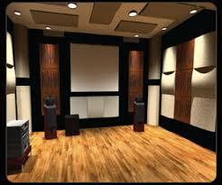 Home Theater Design Room Acoustic Design Thx Video Calibration
