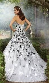 black and white wedding dresses stunning vintage black and white wedding dress by