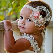 hair bands for baby girl elastic headbands baby girl hair bands christmas flower