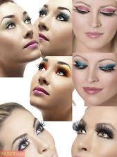 silver eyelashes ebay