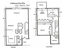 Split Floor Plan House Plans 48 Simple Small House Floor Plans Split Floor Plans Small 3