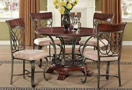 Sturdy Kitchen Table by Kitchen Sturdy Metal Kitchen Chairs With Square Shaped Backrest