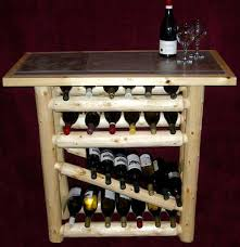 rustic wine cabinets furniture modern log rustic furniture by modern rustics