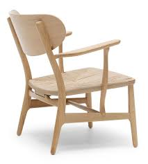 ch22 lounge chair hans j wegner carl hansen u0026 son
