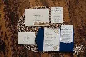 Wedding Invitations Nautical Theme - lisa alejandro u0027s elegant nautical themed wedding invitation