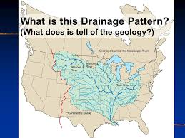 What Is Trellis Drainage Pattern Xii Streams A The Hydrologic Cycle Components And Pathways B