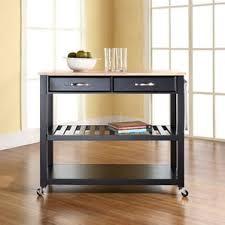 Shop  Kitchen Islands  Carts Wayfair - Kitchen utility table