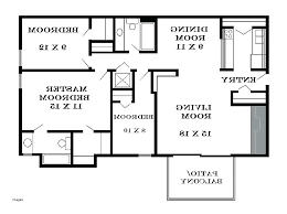 houses plan plans for three bedroom houses floor plan for 4 bedroom house in