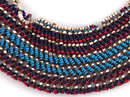 african bead necklace images C1880 south african zulu beaded necklace parade antiques shop jpg