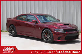 ram hellcat new 2017 dodge charger sedan in wichita n11030 eddy u0027s chrysler