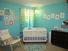 Turquoise Nursery Decor Changes In The Children S Bedroom From Day One To Age 16