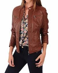 light brown leather jacket womens syedan tan leather women s jacket at glowroad 7ajsfi