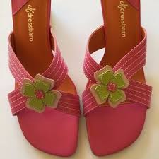 Red Barn Shoes Women U0027s Dress Barn Shoes Sandals On Poshmark