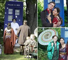 themed weddings 20 geeky weddings things