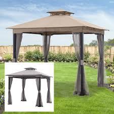 gazebo 8x8 replacement canopy for westerly 8x8 gazebo riplock 350 garden winds