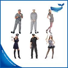 Prison Jumpsuit The Men And Women Prison Jumpsuit For Cosplay Costumoes Buy