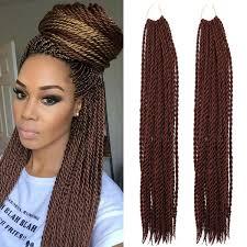 pre braided crochet hair made afro styles senegalese twist 2x crochet braids pre