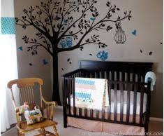 stickers arbre chambre enfant stickers chambre bebe arbre