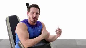 marcy diamond adjustable olympic weight bench md 879 youtube