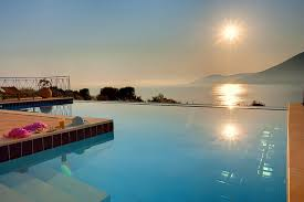 infinity pool a swimming pool that has no limits infinity pool photo with sunset