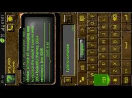 pipboy android access