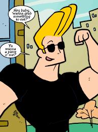 Johnny Bravo Meme - johnny bravo by theeyzmaster on deviantart