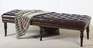 100 ikea leather footstool cream leather footstool valerie