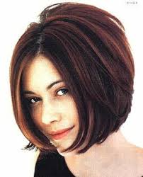 short hairstyles for women with thick hair billedstrom com