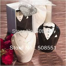 pepperpot wedding band aliexpress buy free shipping ceramic and groom salt