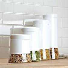 canister for kitchen modern kitchen canisters whitekitchencabinets org