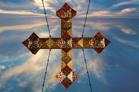 free images sea sky red religion blue cross christian toy
