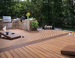 Deck Estimates Per Square by Deck Material Choices By Fifth Dimension