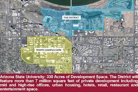 Arizona State University Map by State Universities Developments Arizona Of Real Estate