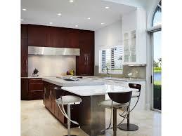 modern spanish kitchen leather chair ceiling lighting tile floor spanish open kitchen