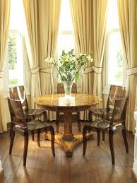 dining room bay window treatments 1000 ideas about bay window