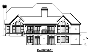 large southern brick house plan by max fulbright designs