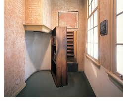 Swinging Bookcase Holland U0027s Anne Frank House