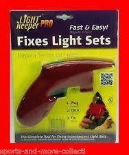 How To Fix Christmas Lights Half Out Christmas Lights Ebay