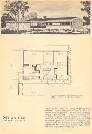 retro ranch house plans 3708 best vintage house plans images on pinterest vintage house