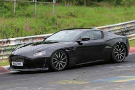 aston martin vantage new aston martin v8 vantage spy shots and pictures aston