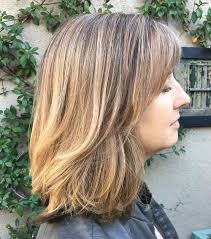 medium length haircut easy to maintain 80 sensational medium length haircuts for thick hair in 2018