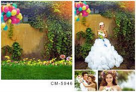 wedding backdrop background 2017 wholesale vintage garden nature wedding backdrop