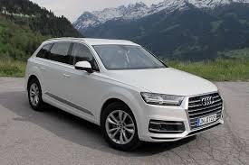 Audi Q7 Colors - 2017 audi q7 suv white color hd picture autocar pictures