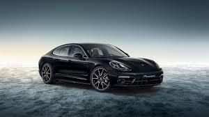 Porsche Panamera Platinum Edition - meet the new porsche panamera