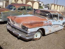 1958 buick speacil 58bu8588c desert valley auto parts