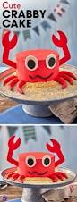 best 25 crab birthday cakes ideas on pinterest beach themed