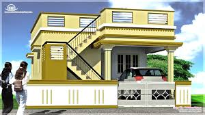 small contemporary home in 1200 sq feet indian house plans simple