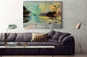 murals posters wall stickers canvas prints myloview com abstract canvas print